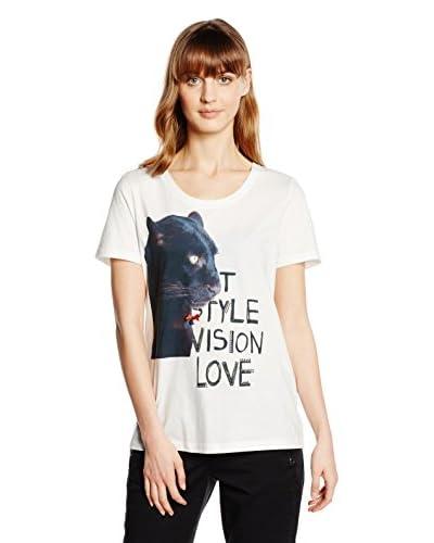Marc Cain T-Shirt Manica Corta [Off White]