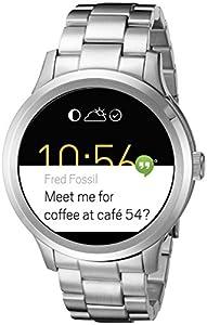 Fossil Men's FTW20001 Fossil Q Founder Digital Quartz Stainless Steel Touchscreen Smartwatch
