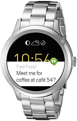 Fossil Fossil Q Founder Digital Display Stainless Steel Touchscreen Smartwatch