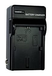 CANON LP E6 Battery Charger - Premium Quality I-Discovery Compact Battery Charger