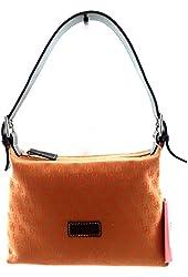 Dooney and Bourke Orange Spice Short Shoulder Bag