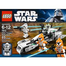 LEGO Star Wars Clone Trooper Battle Pack -NEW Release
