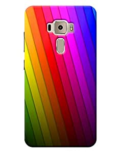 Asus Zenfone 3 ZE520KL Back Cover By FurnishFantasy