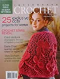 img - for Interweave Crochet Winter 2007 (Volume I, Number 2) book / textbook / text book