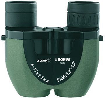 Konus 8-17 X 25 Compact Zoom Binocular