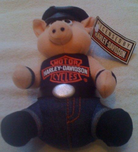Harley Davidson Pig (Hog) Beanie - 1