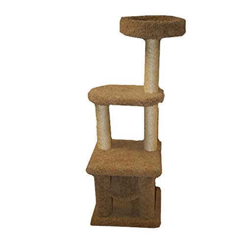 Classy Kitty 53″ Kitty Cradle Double Perch 17x19x53