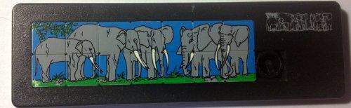 Elephant Slide Puzzle - 1