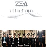 ZE:A 2nd Mini Album - Illusion(韓国盤)
