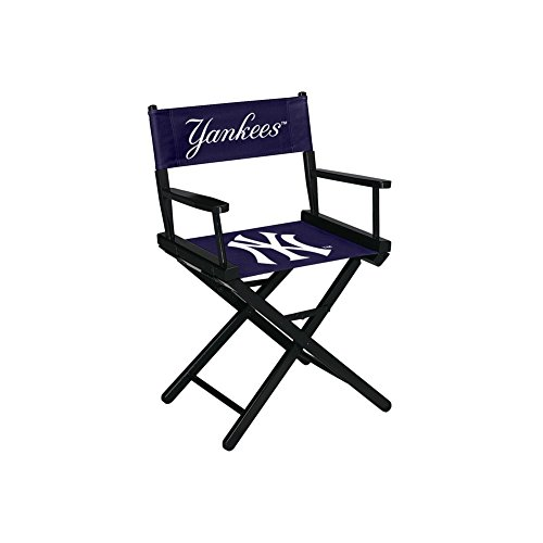 Mlb New York Yankees Table Height Directors Chair