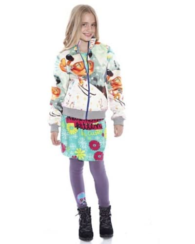 CUSTO GROWING Chaqueta Valen Suki Multicolor
