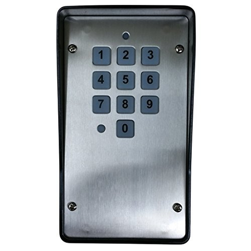 heddolf p330 1ka allstar pulsar receivers compatible wireless gate and garage door opener. Black Bedroom Furniture Sets. Home Design Ideas