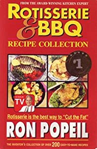 Rotisserie Bbq Recipe Collection by In Your Kitchen Books
