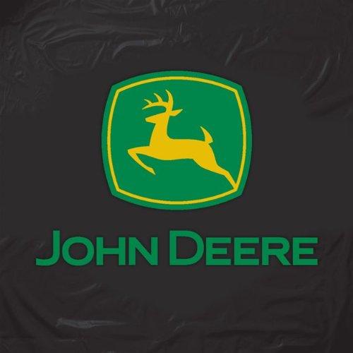 John Deere Table Cover : Table covers john deere ft black vinyl pool cover