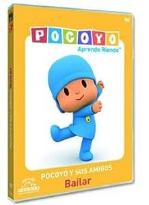 Pocoyo Y Sus Amigos - Bailar [DVD]