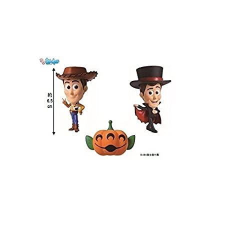 Character World Toy Story Halloween Party A N lottery prize matter most (japan import)