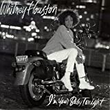 Whitney Houston I'm Your Baby Tonight [CASSETTE]