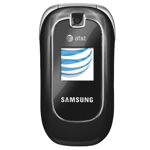 Samsung SGH-A237 Black No Contract AT&T Cell