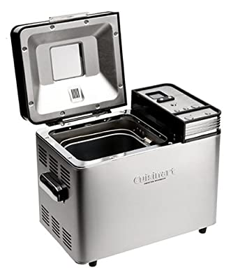 Remanufactured Cuisinart CBK-200FR 2-Pound Convection Automatic Bread Maker from Cuisinart