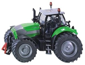 X720 Traktor - 1:32 Scale - Radio Controlled - Siku: Toys & Games