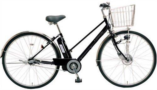 【Amazonの商品情報へ】サンヨー 電動ハイブリッド自転車:エネループバイク CY-SPH227(K) CY-SPH227(K)