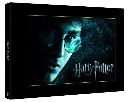 Harry Potter 1-6 (Limited Edition, 12 DVDs, Album)