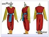 ドラゴンボール ヒーローズ ヒーローアバター風 コスプレ衣装 男女XS-XXXLサイズ 完全オーダメイドも対応可能