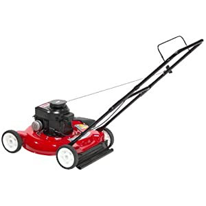 yard machine push mower
