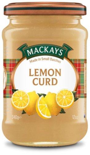 MacKay lemon curd 340 g