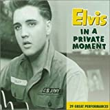 Private Moment Elvis Presley