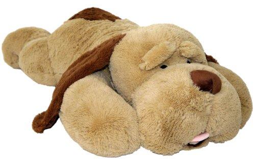 Wagner 9013 - XXL Riesen Plüschhund - 85 cm
