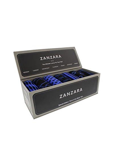 Zanzara Men's 7-Pack Sock Box