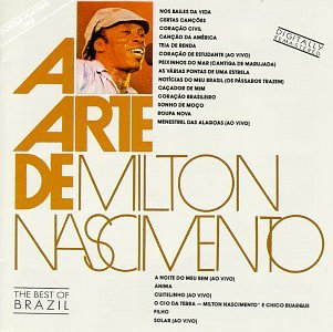 Milton Nascimento - A Arte de Milton Nascimento - Zortam Music