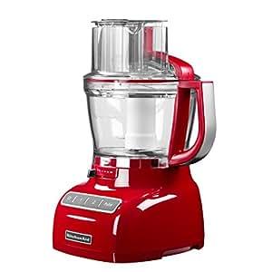 kitchenaid 5kfp1335 food processors red 50 60 hz