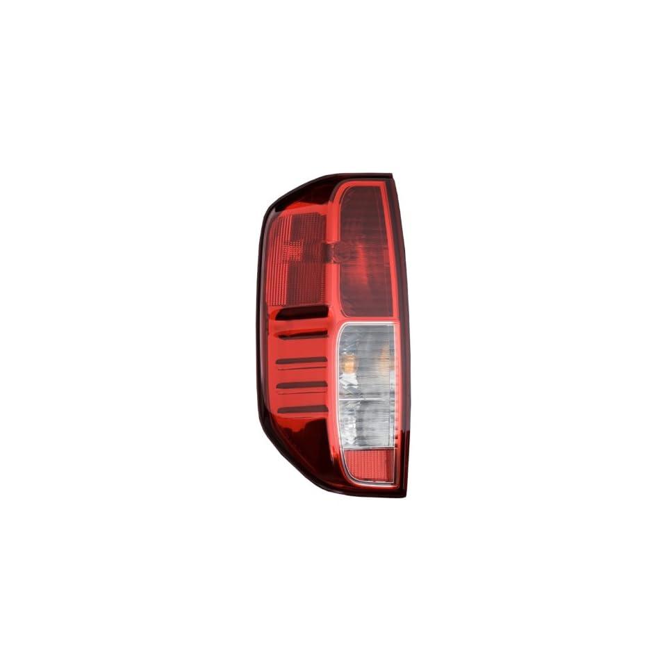 NISSAN VAN/PU FRONTIER TAIL LIGHT LEFT (DRIVER SIDE) 2005 2009