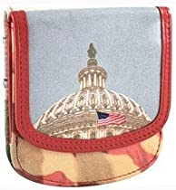 Alicia Klein Taxi Wallet Washington DC