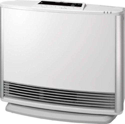 Rinnai ガスファンヒーター(都市ガス12A・13A用) 【プラズマクラスターイオン機能搭載】 ホワイト RC-L5801NP(A)-13A