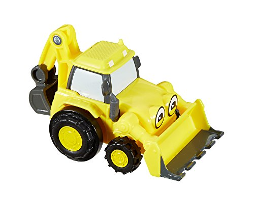 Fisher-Price-Bob-The-Builder-Pull-Back-Vehicle