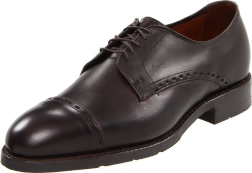 Allen Edmonds Men's Madison Lace-Up,Chocolate,9.5 3E US