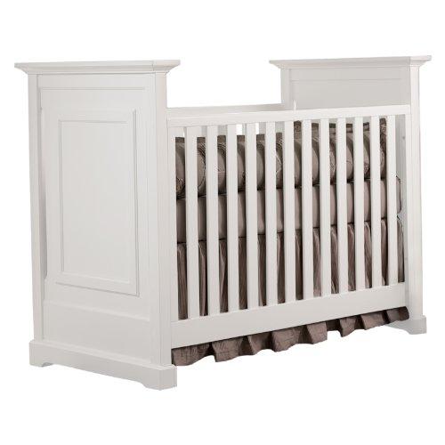 Munire Chesapeake Classic Crib, White