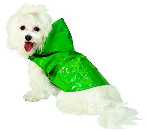 Bild von: Croci C7074322 Regenmantel, grün, 25 cm