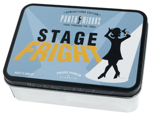 Games to Go: Party Mixers - Stage Fright