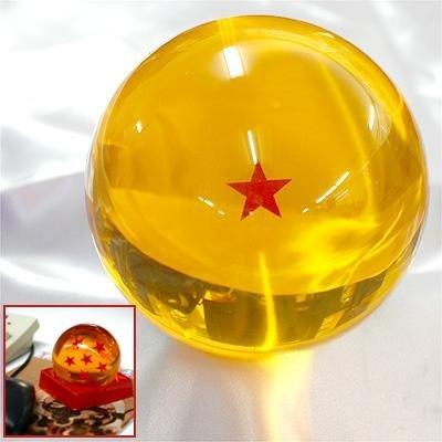 Win8Fong Acrylic Dragonball Replica Ball (Large/1 Star) Free, 1 Stars - 1