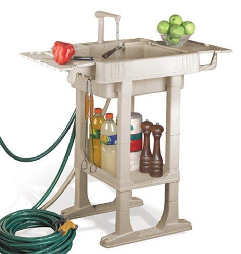 Buy Reel Smart Outdoor Sink Center #SK-241031 (Reel Smart Watering Equipment, Lawn & Garden Equipment, Watering Equipment, Hoses & Accessories, Reels & Carts)