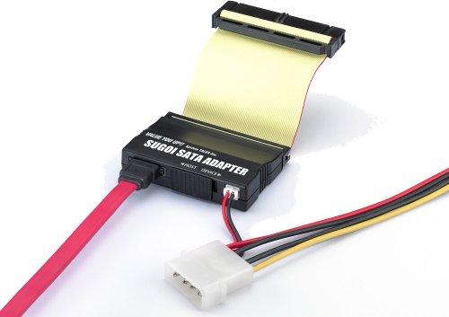 システムトークス SATA-TR150TW SATA BOX スゴイアダプタ HDD マザーボード両モード対応 SATAPATA変換アダプタ
