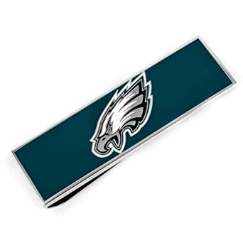 Cufflinks Inc Mens Philadelphia Eagles Money Clip by Cufflinks