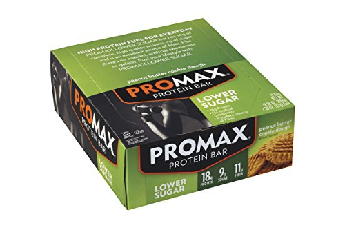 promax-ls-lower-sugar-protein-bar-peanut-butter-cookie-dough-pack-of-12