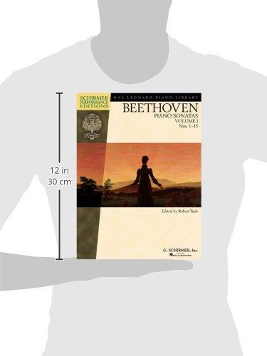 Piano Sonatas, Volume I - Book Only: 1 (Hal Leonard Piano Library)
