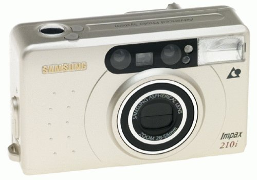 Samsung Impax 210i Zoom APS Camera