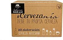 Kit de elaboración de cerveza rubia Pale Ale